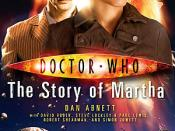 The Story of Martha one of December 2008 novels