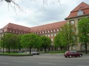 The Berlin headquarters of the Siemens Group, Siemensstadt, Berlin, Germany
