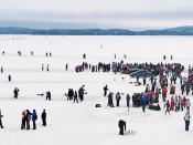 Finland Ice Marathon 2006, Kuopio