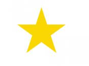 Deze ster wordt uitgereikt aan een voetbalclub als zij 10 kampioenschappen heeft gehaald in de Nederlandse Eredivisie. Mocht de club 20 kampioenschappen hebben dan krijgt zij 2 sterren, bij 30 kampioenschappen 3 sterren enz.