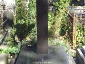 Kieślowski's grave