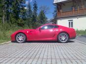 Štrbské Pleso,Ferrari 599 GTB Fiorano