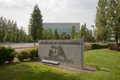 English: The headquarters of Electronic Arts in Redwood Shores, Redwood City, California.