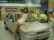 2004 Chery Fulwin at Shanghai Shi, Shanghai, China. (Flickr set : Autoshow 2004)