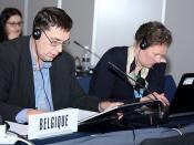 WCIT 2012 - Belgium