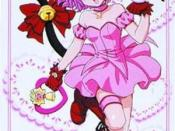 The first volume of the Region 2 DVD release of Tokyo Mew Mew; released August 21, 2002