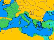 Roman Republic in 50 BC