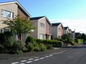 English: Kings Grove, Longniddry This residential area was built during the early 1970s. At that time, the post-war