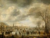Aert van der Neer, c. 1650