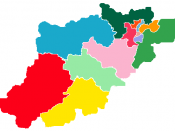Subdivision of Hangzhou