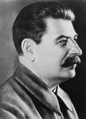 English: Joseph Stalin, Secretary-general of the Communist party of Soviet Russia