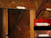 Benny and Carl's cubby holes still exist in the former Jesse Lee Home in Unalaska.