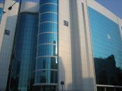 English: SEBI Bhavan, Head Office of Securities and Exchange Board of India in Mumbai