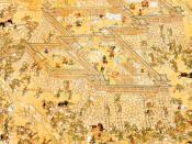 Representación del asedio de Ulsan