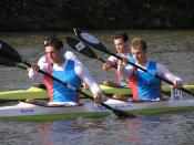 Canoe-kayak-marathon