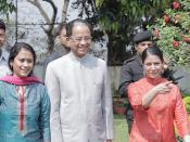 Chief Minister Tarun Gogoi - TeachAIDS