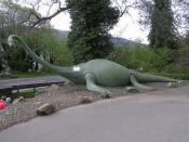 English: Nessie spotted The Loch Ness Monster is alive and well