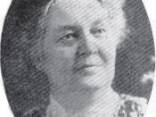 English: Clarissa Smith Williams, the sixth general president of the of (LDS Church) from 1921 to 1928.
