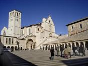 English: Basilica of San Francesco d'Assisi.