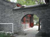 Beijing, Courtyard