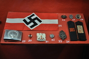 FLMM - Nazi political and civil organizations insignia 25-34