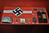 FLMM - Nazi political and civil organizations insignia 25-34