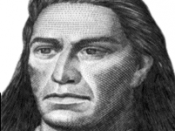 Tupac Amaru, symbol and namesake of the Tupac Amaru association founded by Milagro Sala
