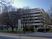 English: Australian Federal Police Headquarters in Canberra City, Australian Capital Territory.