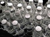 English: Images of bottled water