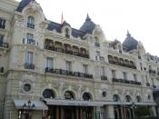 English: Hôtel de Paris (Monte-Carlo)