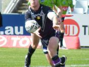 James Maloney of the Central Coast Storm.