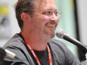 Matt Maiellaro at WonderCon 2010