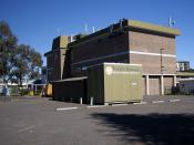 English: Civic Exchange in Braddon, ACT.