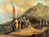 Jan van Riebeeck arrives in Table Bay in April 1652.