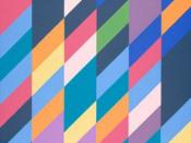 Bridget Riley, 1990