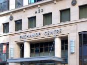 Sydney Exchange Centre Entrance