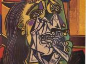Picasso - Cubism  1937