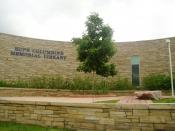 The HOPE Columbine Memorial Library that replaced the library where most of the massacre unfolded