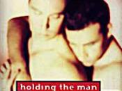 Holding the Man book cover