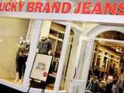 Lucky Brand Jeans Store Canada