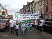 English: Saint Patrick's Day Parade, Omagh - (49) Omagh and District Down's Syndrome