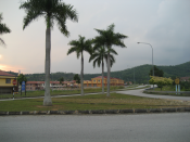 I took this photo in Nilai, Negeri Sembilan, Malaysia in 2007.