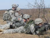 Georgia Guard Scouts participate in Inaugural Gainey Cup