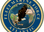 Fleet Marine Force, Atlantic.