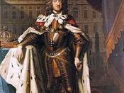Русский: Фридрих I, первый король Пруссии, в латах и мантии на фоне дворца