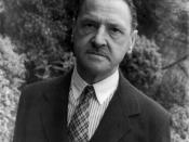 Portrait of William Somerset Maugham