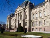 Français : Cour d'appel de Colmar