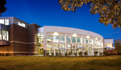 English: Student Recreation Center on the campus of Indiana State University in Terre Haute, IN.