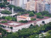 Old Campus of the Federal University of Rio de Janeiro (UFRJ)