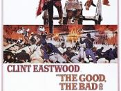 The Good, the Bad and the Ugly is a well-known spaghetti western